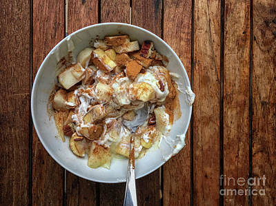 Photograph - Breakfast Bowl by Patricia Hofmeester