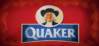 Quaker Oats Photograph - Breakfast by Michael Arend