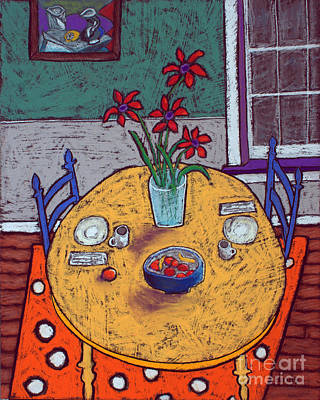 Breakfast Table Original by David Hinds