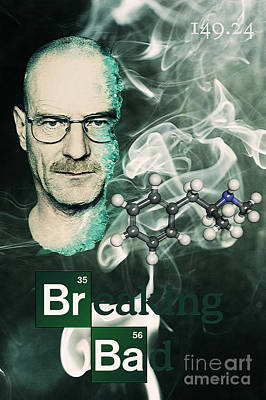 Photograph - Breaking Bad by Binka Kirova