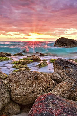 Sparkling Photograph - Breaking Dawn by Marcia Colelli