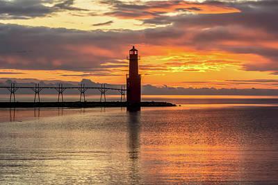 Photograph - Breaking Dawn by Patti Raine