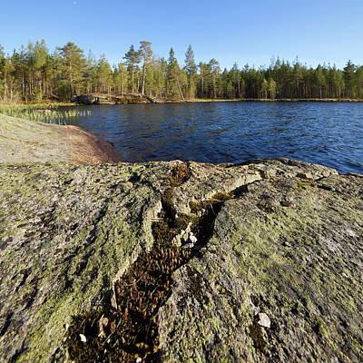 Photograph - Breaking Rocks by Jouko Lehto