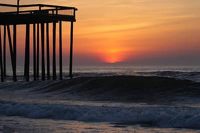 Photograph - Breaking Sunrise by Robert Banach