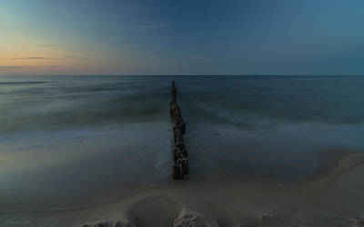 Photograph - Breaking The Sea by Julis Simo