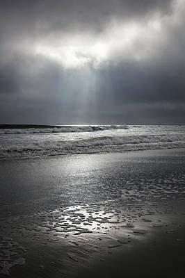 Photograph - Breaking Through The Storm II by Debra and Dave Vanderlaan