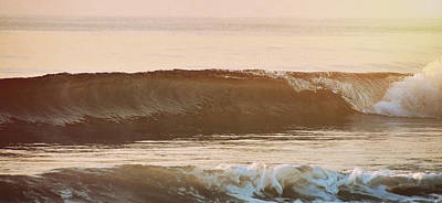 Breaking Wave Art Print by JAMART Photography