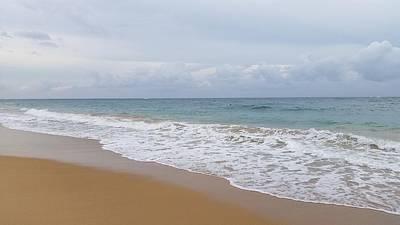 Photograph - Breaking Wave San Juan by Florene Welebny