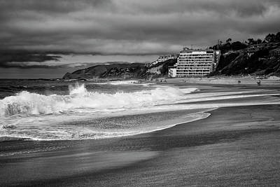 Photograph - Breaking Waves by Steven Clark