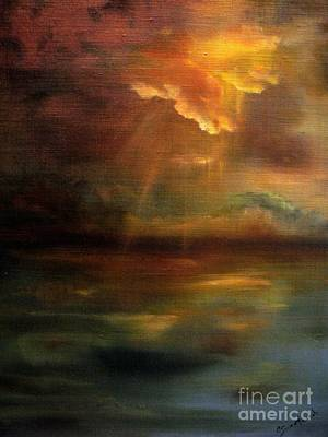 Painting - Breakthrough by Carol Sweetwood