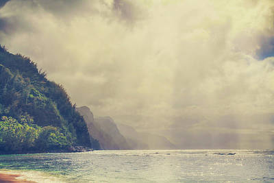 Kauai Photograph - Breakthrough by Laurie Search