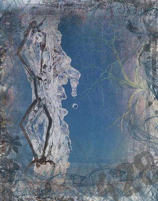 Digital Art - Breakup by Nadine Berg