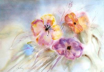Painting - Breath Of Spring by Diane Kirk