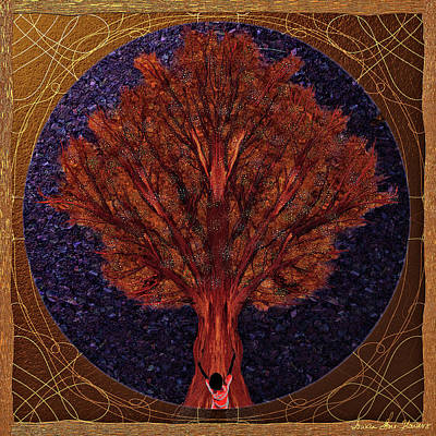 Digital Art - Breath Spirit Life by Iowan Stone-Flowers