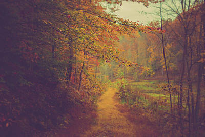 Photograph - Breathe In Autumn by Shane Holsclaw