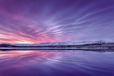 Photograph - Loch Morlich, Scotland. by Scott Masterton