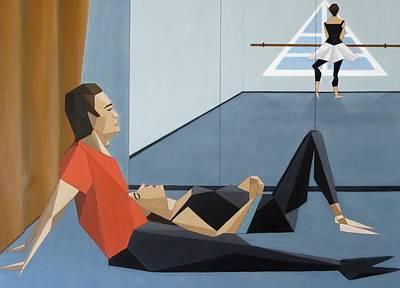 Painting - Breathe by Tamara Savchenko