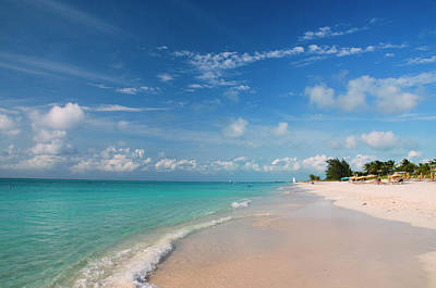 Photograph - Breathtaking Grace Bay Beach by Marie Hicks