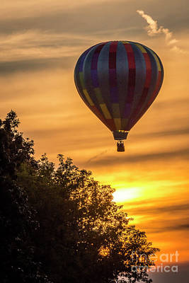 Photograph - Breathtaking Hot Air by Joann Long