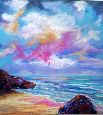 Painting - Breathtaking by Rosie Sherman
