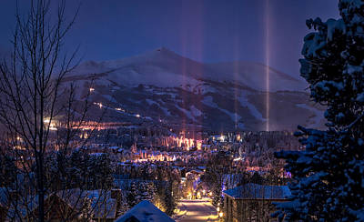 Photograph - Breckenridge Phenomenon by Michael J Bauer