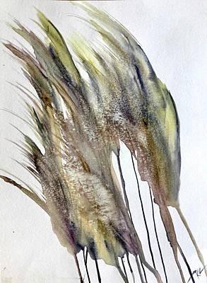 Painting - Breeze by Katerina Kovatcheva