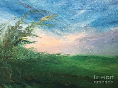 Painting - Breeze by Trilby Cole