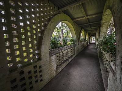 Photograph - Breezeway by Van Sutherland