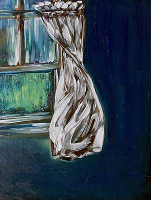 Breezy Dancer Art Print by Sheila Tajima