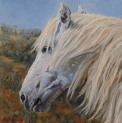 Painting - Breezy by Debra Mickelson