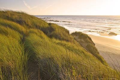 Photograph - Evening Dunes by Marek Stepan