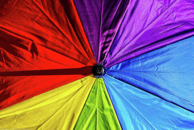 Photograph - Brella by Michael Nowotny