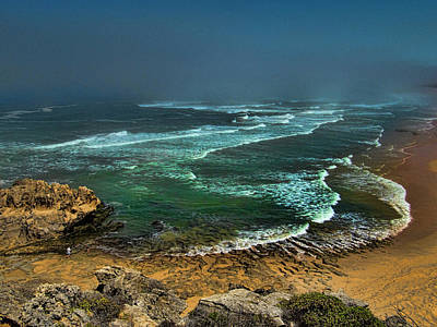 Photograph - Brenton-on-sea South Africa by David Smith