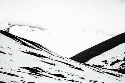 Photograph - Brepollen Mountains by Lauri Novak