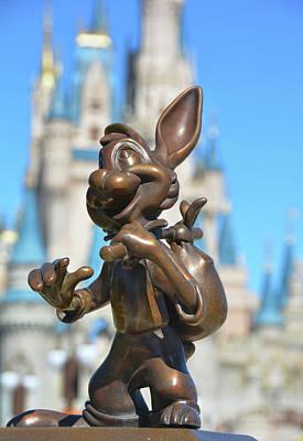 Photograph - Brer Rabbit'ng by Jamart Photography