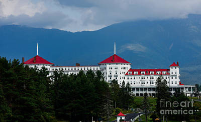Space Photographs Of The Universe - Bretton Woods Resort/Mount Washington Hotel by Sherman Perry