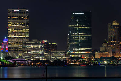 Photograph - Brew City Nights by Randy Scherkenbach
