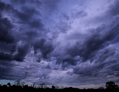 Photograph - Brewing Storm by Mark Blauhoefer