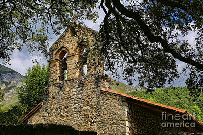 Photograph - Brez 155a9315a San Cipriano Third Century by Diana Raquel Sainz