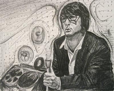Brian Wilson 1 Art Print