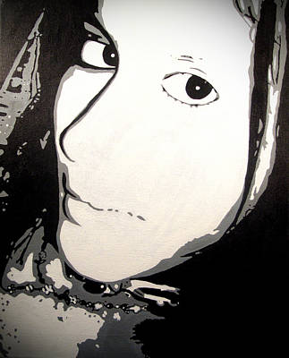 Brianna Painting - Brianna by Brianna Lynn