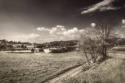 Photograph - Brianza Countryscape by Roberto Pagani