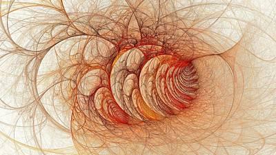 Digital Art - Briar Patch Again-3 by Doug Morgan