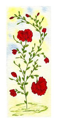 Belinda Landtroop Royalty-Free and Rights-Managed Images - Briar Rose by Belinda Landtroop
