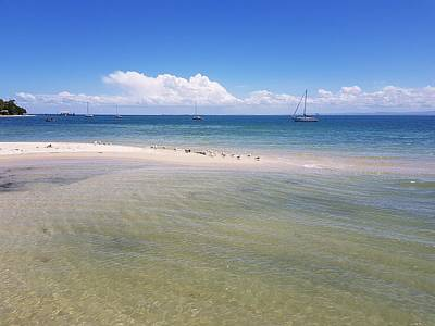 Photograph - Bribie Waters by Cassy Allsworth