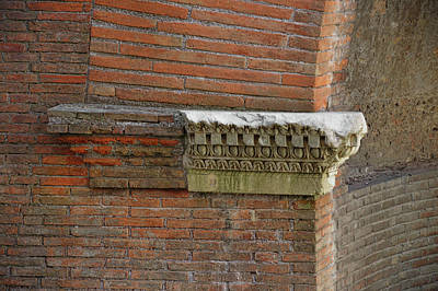 Photograph - Brick And Marble by JAMART Photography