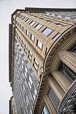 Photograph - Brick And Steel And Glass by Christopher Holmes