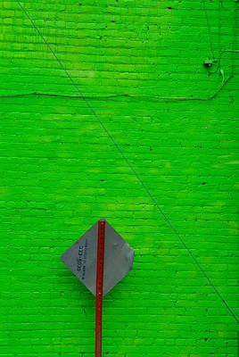 Photograph - Brick Mortar And Lime by Art Ferrier