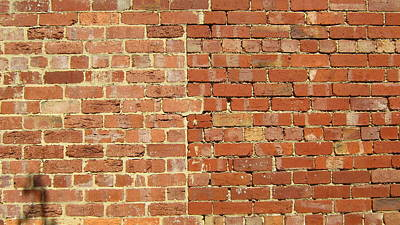 Photograph - Brick Wall by Emma Frost