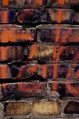 Photograph - Bricks And Graffiti by Tim Good